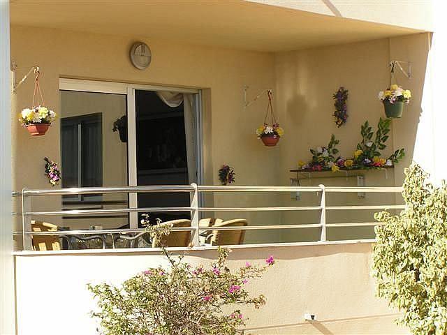 Terraza - Apartamento en alquiler de temporada en Adeje - 274955096