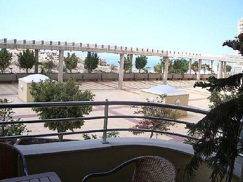 Vistas desde la terraza - Apartamento en alquiler de temporada en Adeje - 274955099