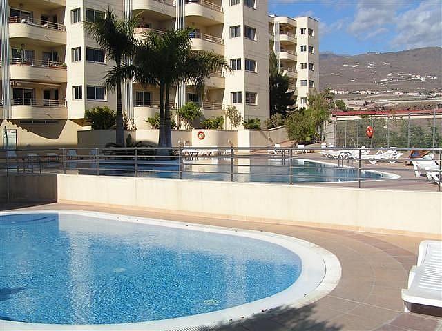 Piscina - Apartamento en alquiler de temporada en Adeje - 274955120