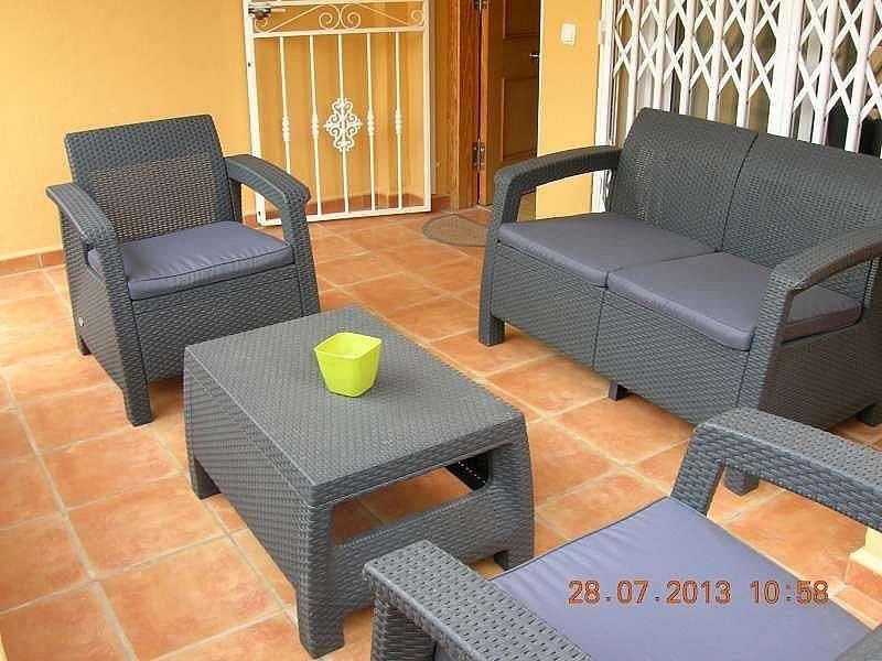 Terraza 1 - Apartamento en alquiler de temporada en Vera Pueblo en Vera - 274955501