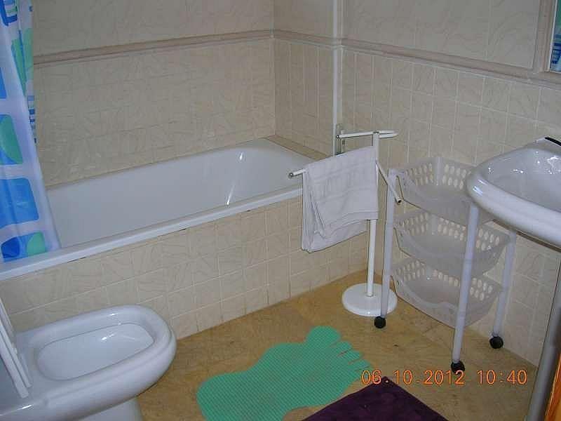 Cuarto de baño 2 - Apartamento en alquiler de temporada en Vera Pueblo en Vera - 332730628