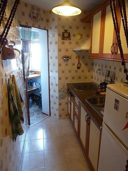 Cocina independiente - Apartamento en alquiler de temporada en Almuñécar - 263764270
