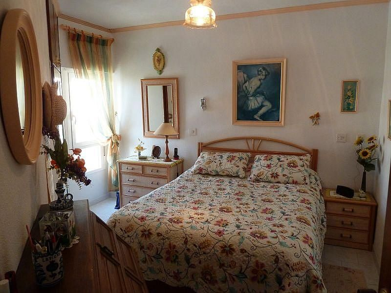 Dormitorio - Apartamento en alquiler de temporada en Almuñécar - 263764276