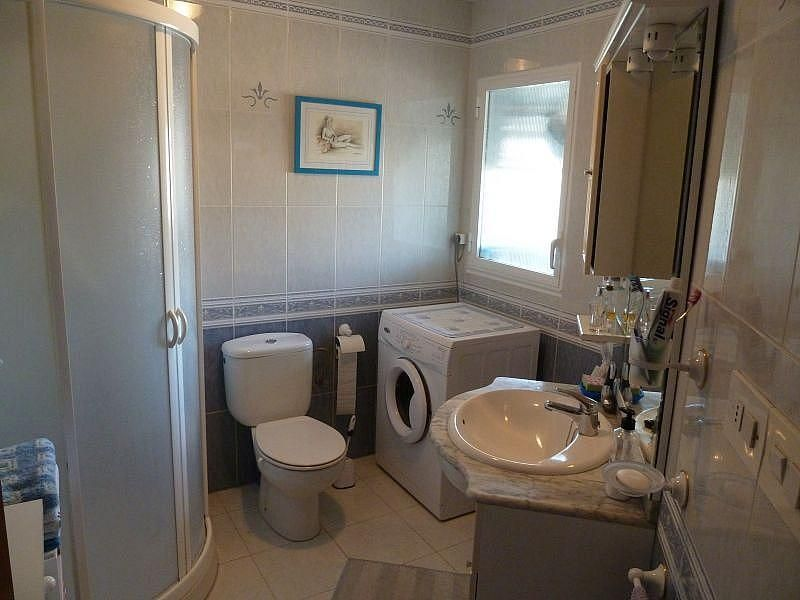Cuarto de baño - Apartamento en alquiler de temporada en Almuñécar - 263764279