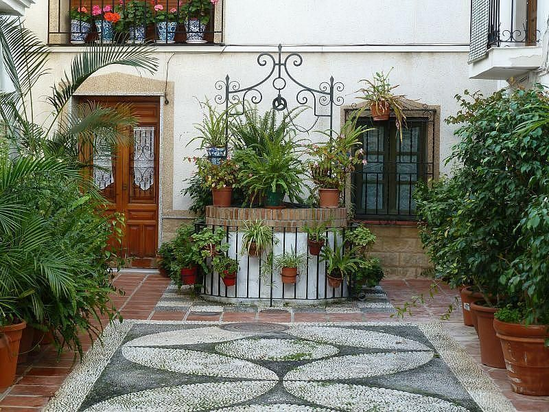 Vistas exteriores del alojamiento - Apartamento en alquiler de temporada en Almuñécar - 263764306
