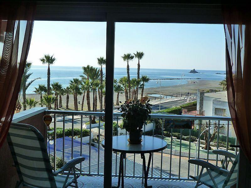 Balcón - Apartamento en alquiler de temporada en Almuñécar - 263764315