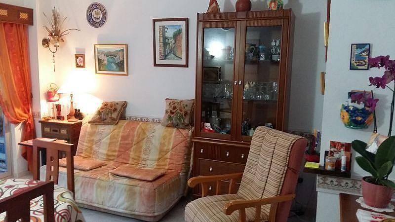 Sala de estar - Apartamento en alquiler de temporada en Almuñécar - 394752118