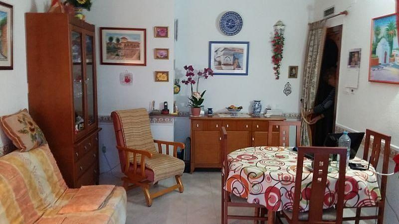 Sala de estar - Apartamento en alquiler de temporada en Almuñécar - 394752121