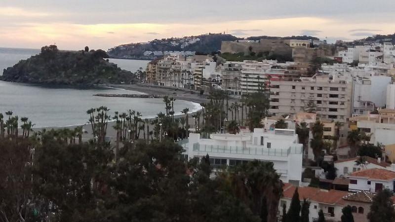 Vistas exteriores del alojamiento - Apartamento en alquiler de temporada en Almuñécar - 394752124