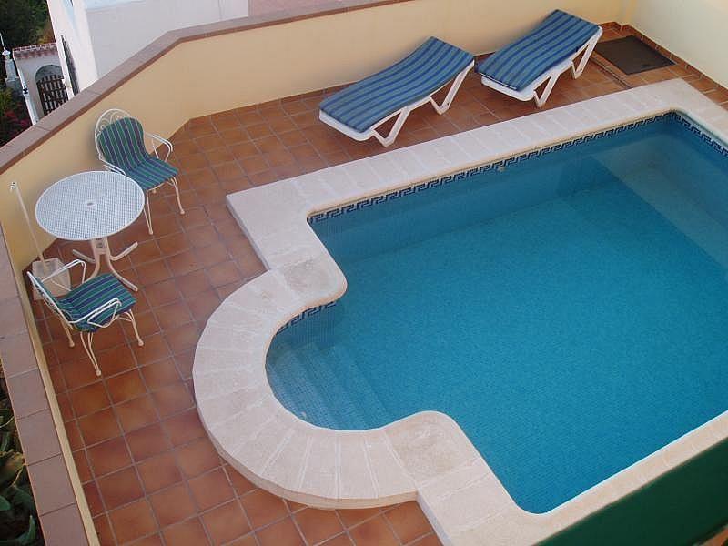 Piscina - Casa en alquiler de temporada en Nerja - 266244753