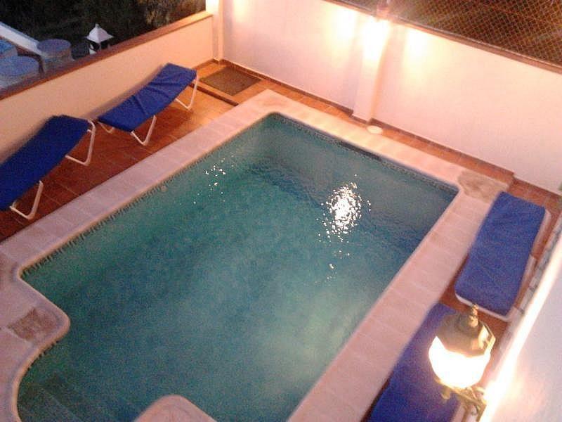 Piscina - Casa en alquiler de temporada en Nerja - 266244762