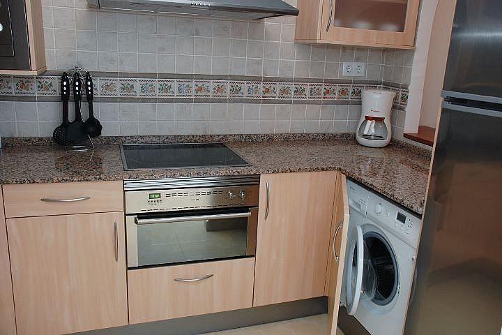 Kitchenette - Apartamento en alquiler de temporada en Vera Pueblo en Vera - 261117478