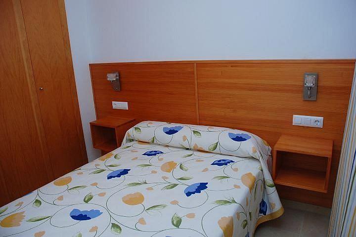 Dormitorio - Apartamento en alquiler de temporada en Vera Pueblo en Vera - 261117487