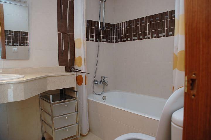 Cuarto de baño - Apartamento en alquiler de temporada en Vera Pueblo en Vera - 261117490