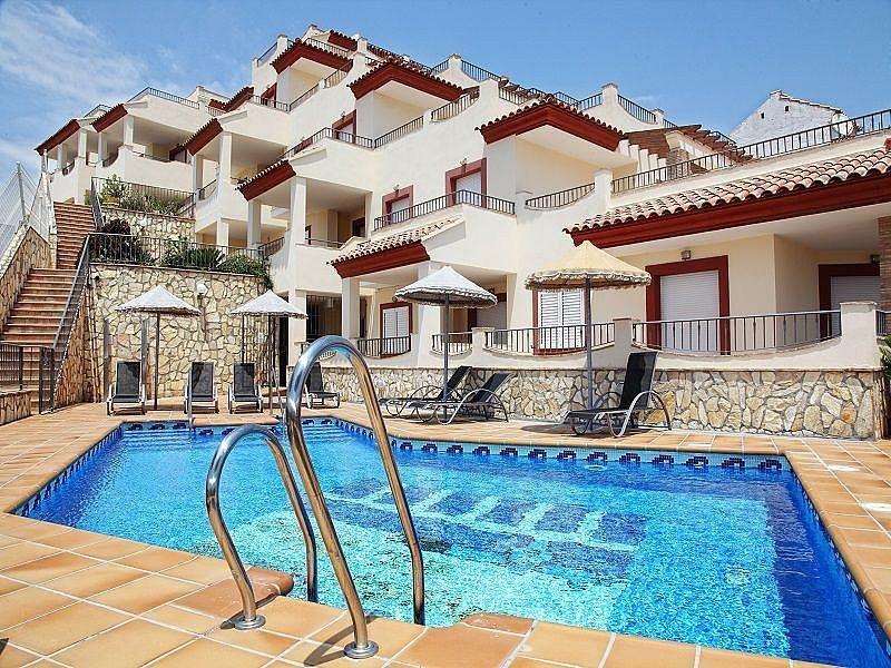 Vistas exteriores del alojamiento - Apartamento en alquiler de temporada en Vera Pueblo en Vera - 263763616
