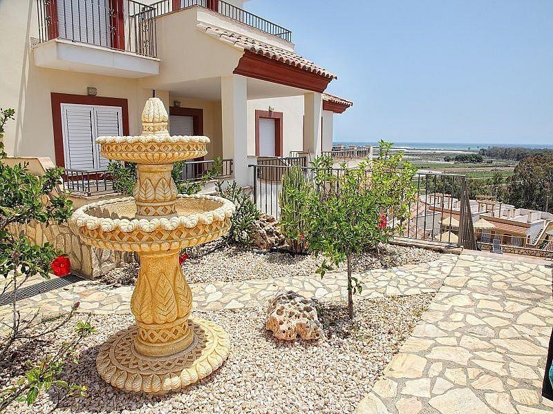 Jardín - Apartamento en alquiler de temporada en Vera Pueblo en Vera - 263763637