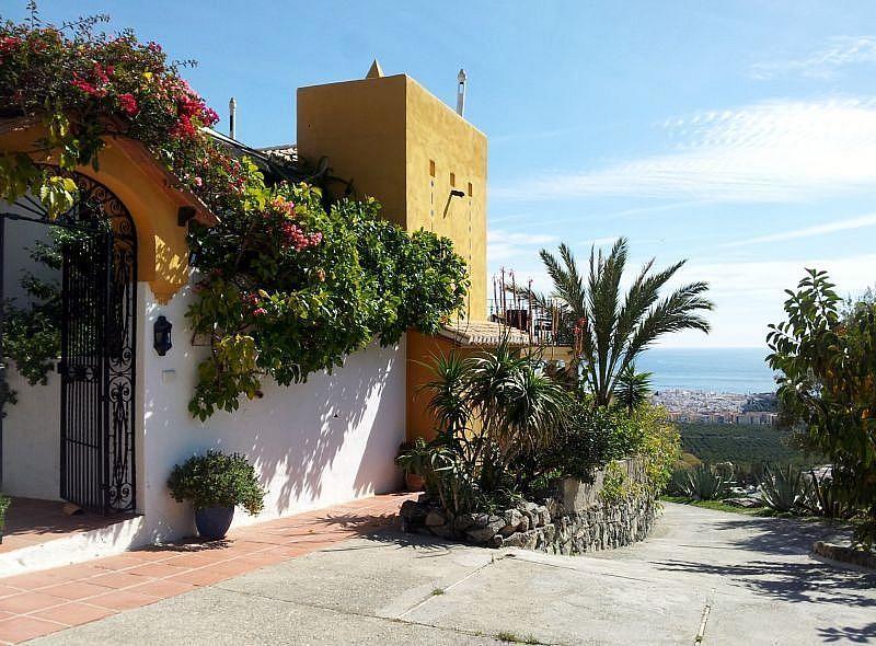 Entrada - Apartamento en alquiler de temporada en Almuñécar - 266243625