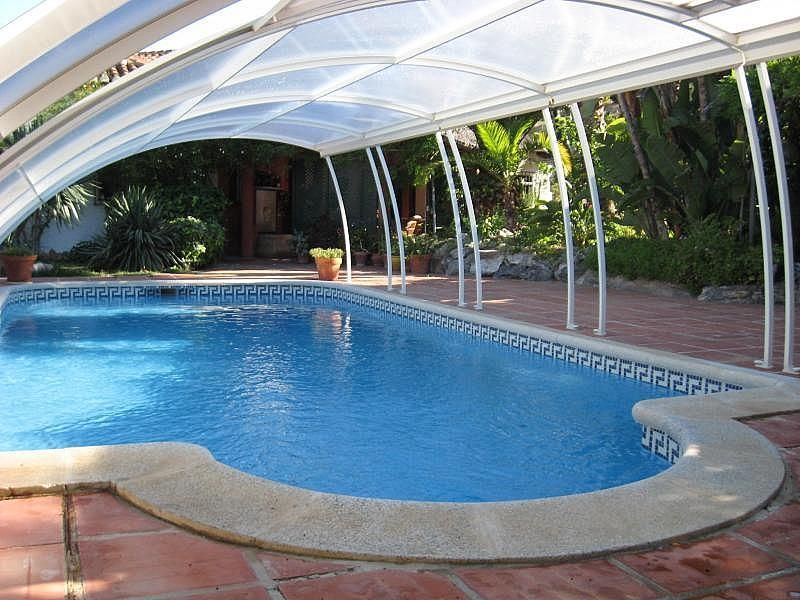 Piscina - Apartamento en alquiler de temporada en Almuñécar - 266243628