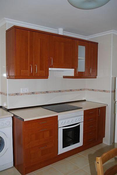 Cocina independiente - Apartamento en alquiler de temporada en Santander - 261116575