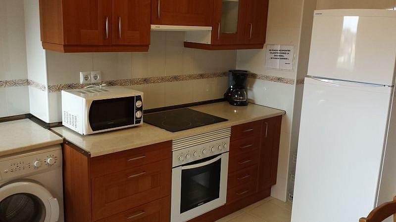 Cocina independiente - Apartamento en alquiler de temporada en Santander - 261116578
