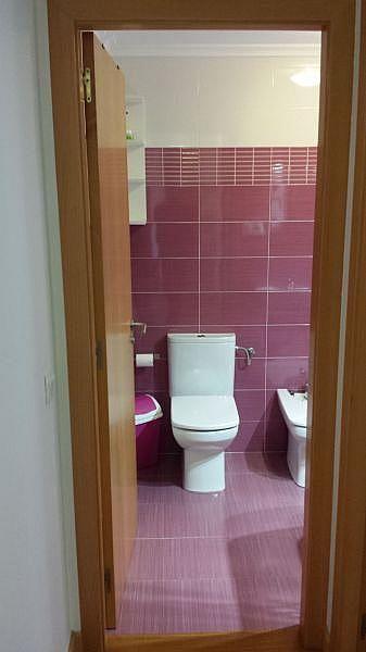 Cuarto de baño - Apartamento en alquiler de temporada en Santander - 261116623