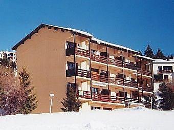 Vistas exteriores del alojamiento - Apartamento en alquiler de temporada en Font-Romeu-Odeillo-Via - 263758273