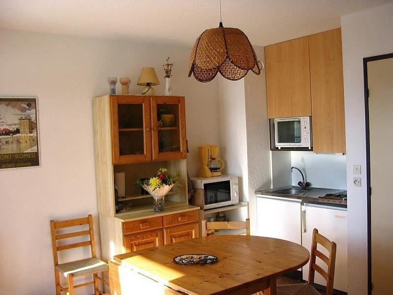Kitchenette - Apartamento en alquiler de temporada en Font-Romeu-Odeillo-Via - 263758276