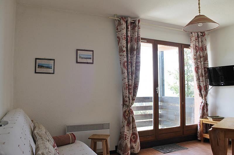 Salón - Apartamento en alquiler de temporada en Font-Romeu-Odeillo-Via - 263758282