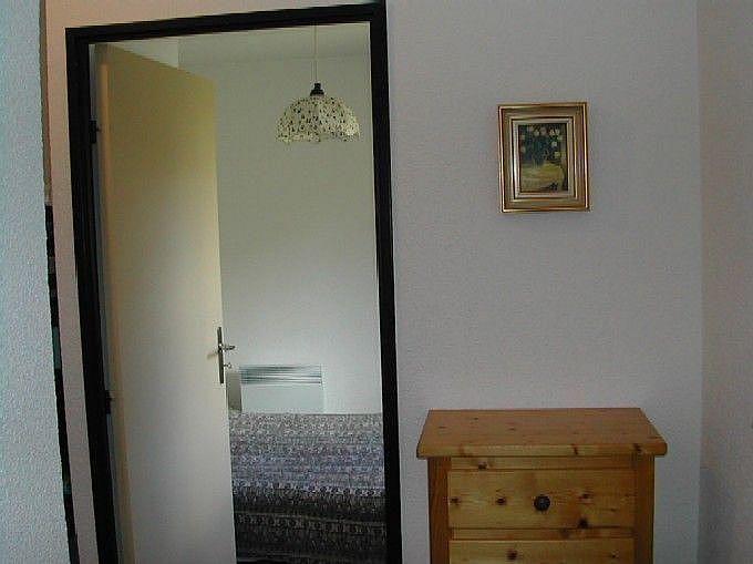 Dormitorio - Apartamento en alquiler de temporada en Font-Romeu-Odeillo-Via - 263758291