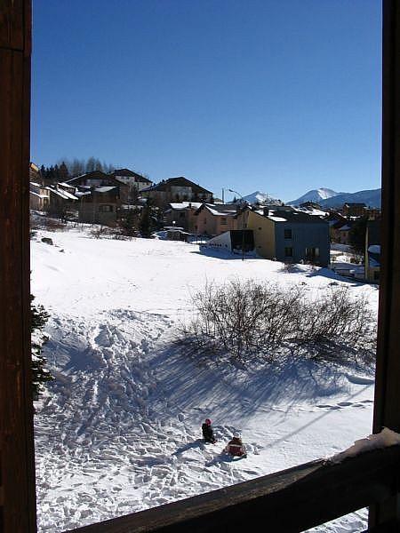 Vistas desde el balcón - Apartamento en alquiler de temporada en Font-Romeu-Odeillo-Via - 263758306