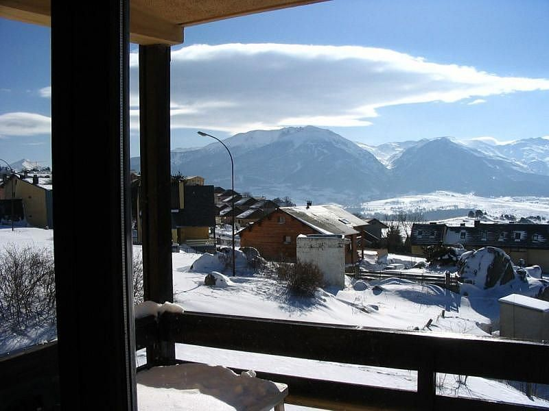 Vistas desde el balcón - Apartamento en alquiler de temporada en Font-Romeu-Odeillo-Via - 263758324