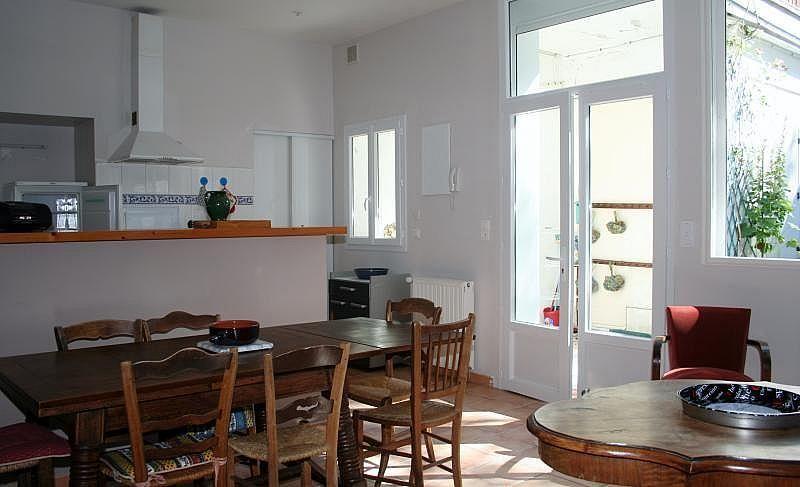 Sala de estar - Apartamento en alquiler de temporada en Bagnères-de-Luchon - 295489901