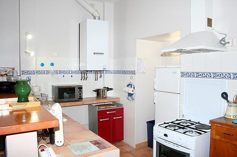 Sala de estar - Apartamento en alquiler de temporada en Bagnères-de-Luchon - 295489910