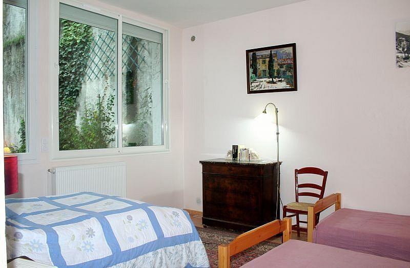 Dormitorio - Apartamento en alquiler de temporada en Bagnères-de-Luchon - 295489925