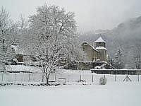 Vistas exteriores del alojamiento - Casa rural en alquiler de temporada en Argelès-Gazost - 280095077