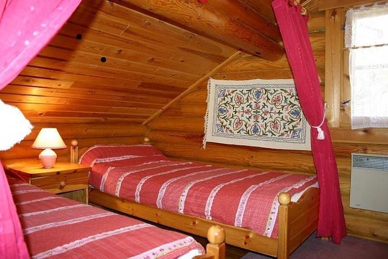 Dormitorio 2 - Casa en alquiler de temporada en Ax-les-Thermes - 259043747
