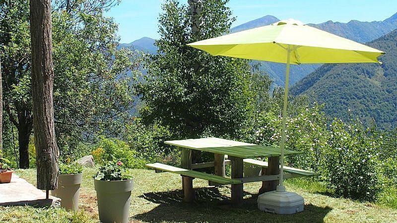 Jardín - Casa en alquiler de temporada en Ax-les-Thermes - 301038189