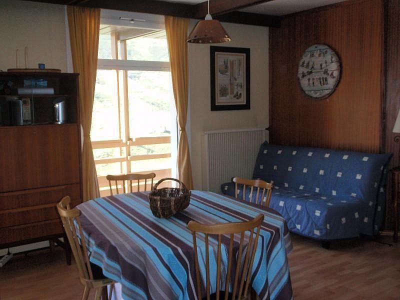 Comedor - Apartamento en alquiler de temporada en La Mongie - 268924390
