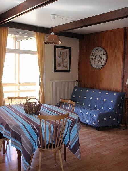 Comedor - Apartamento en alquiler de temporada en La Mongie - 268924411