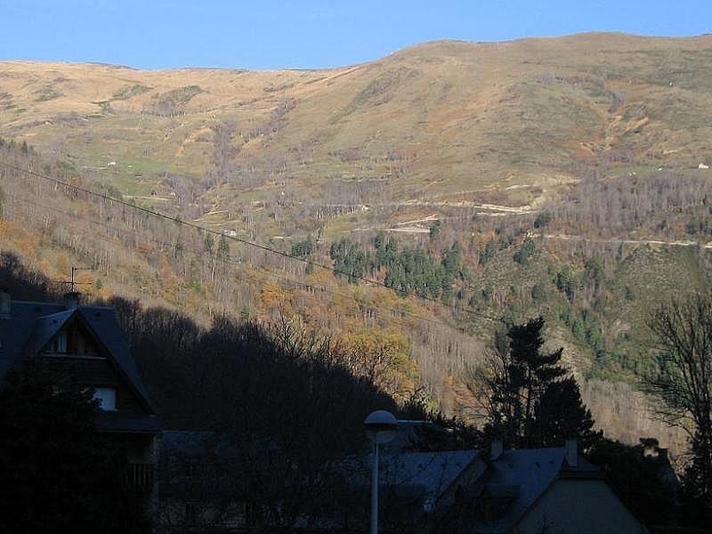 Vistas desde el balcón - Estudio en alquiler de temporada en Saint-Lary-Soulan - 389471581