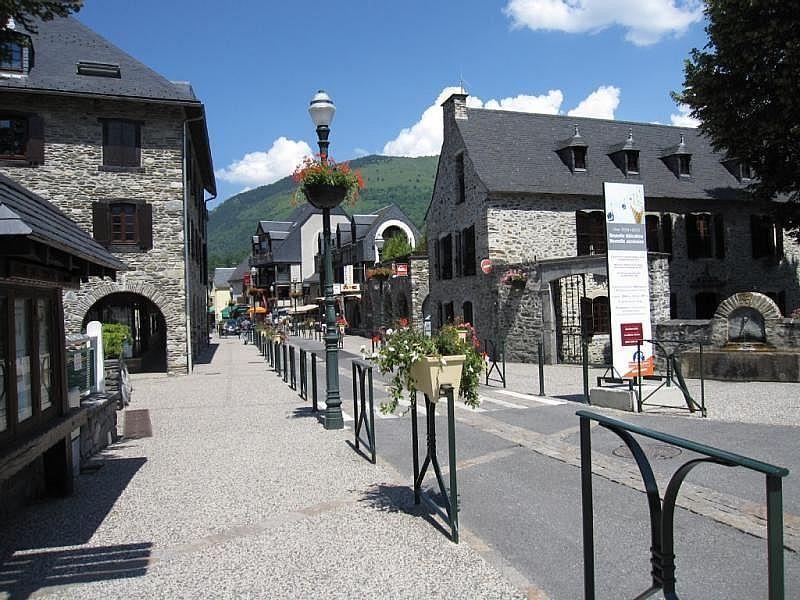Otras vistas - Estudio en alquiler de temporada en Saint-Lary-Soulan - 389471596
