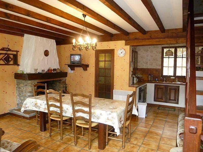 Sala de estar - Casa en alquiler de temporada en Cauterets - 261114205
