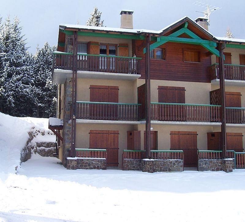 Vistas exteriores del alojamiento - Apartamento en alquiler de temporada en Bolquère - 277421714