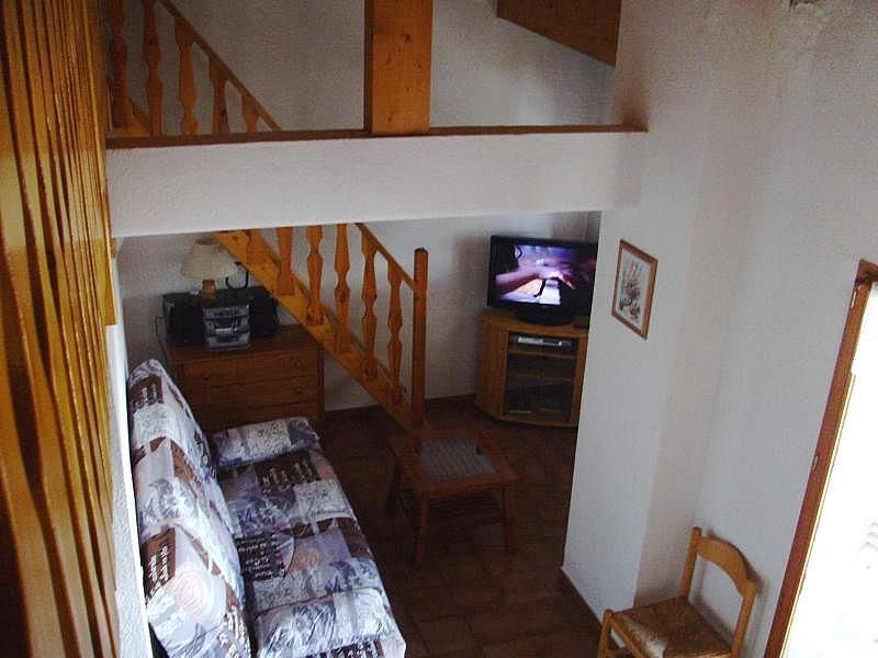 Salón - Apartamento en alquiler de temporada en Bolquère - 277421729