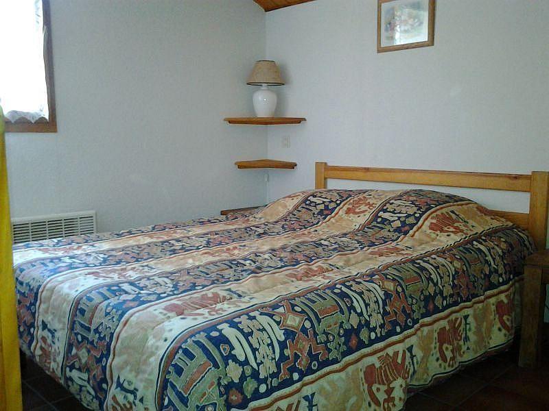 Dormitorio 1 - Apartamento en alquiler de temporada en Bolquère - 277421735