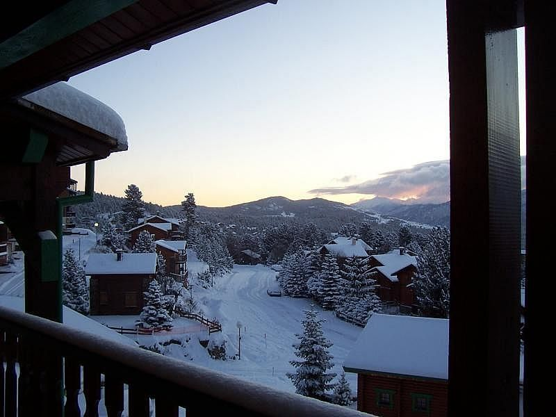 Vistas desde el balcón - Apartamento en alquiler de temporada en Bolquère - 277421756