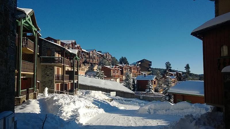 Vistas exteriores del alojamiento - Apartamento en alquiler de temporada en Bolquère - 277421759