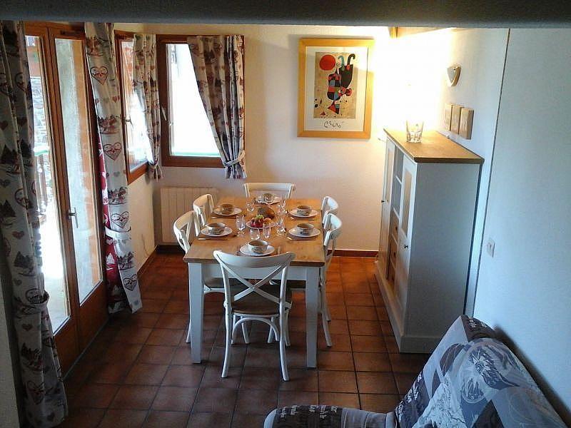 Comedor - Apartamento en alquiler de temporada en Bolquère - 280095086