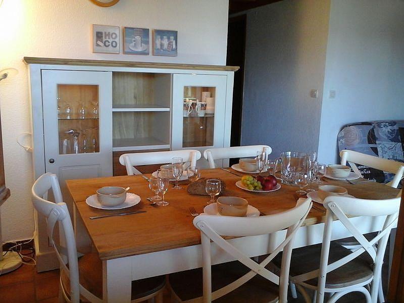 Comedor - Apartamento en alquiler de temporada en Bolquère - 280095089