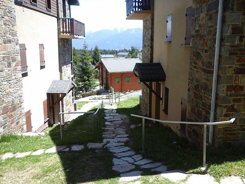 Vistas exteriores del alojamiento - Apartamento en alquiler de temporada en Bolquère - 280095095